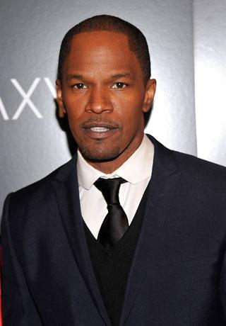 why jamie foxx changed his name
