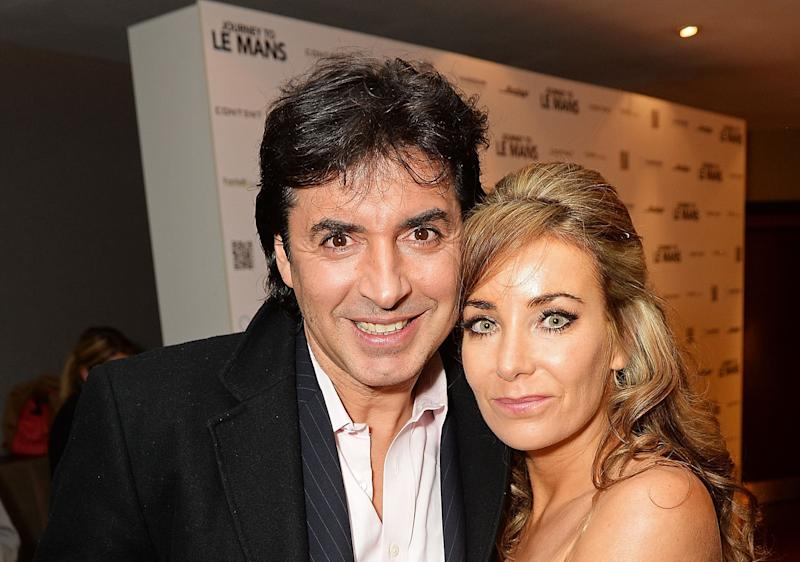 Jean-Christophe Novelli has three sons with partner Michelle Kennedy (Credit: Getty)