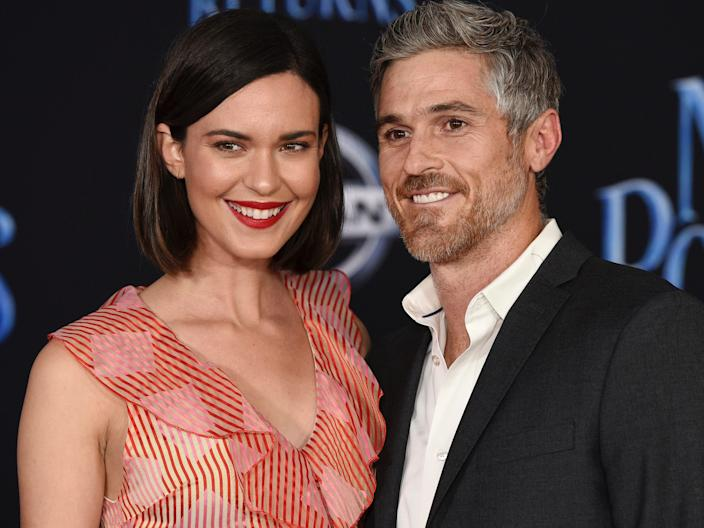 odette and dave annable november 2018