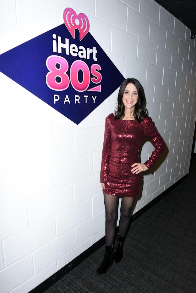 Martha Quinn today. (Photo: Vivien Killilea/Getty Images)