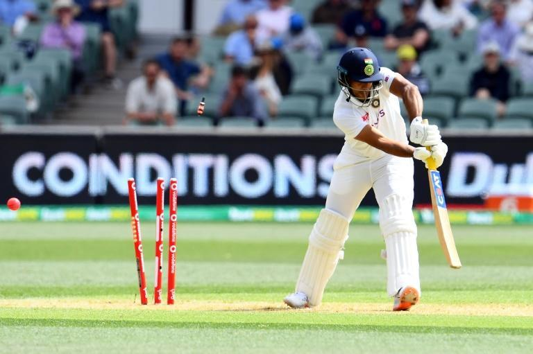 Australia's intimidating bowling attack pinned down India in the first Test