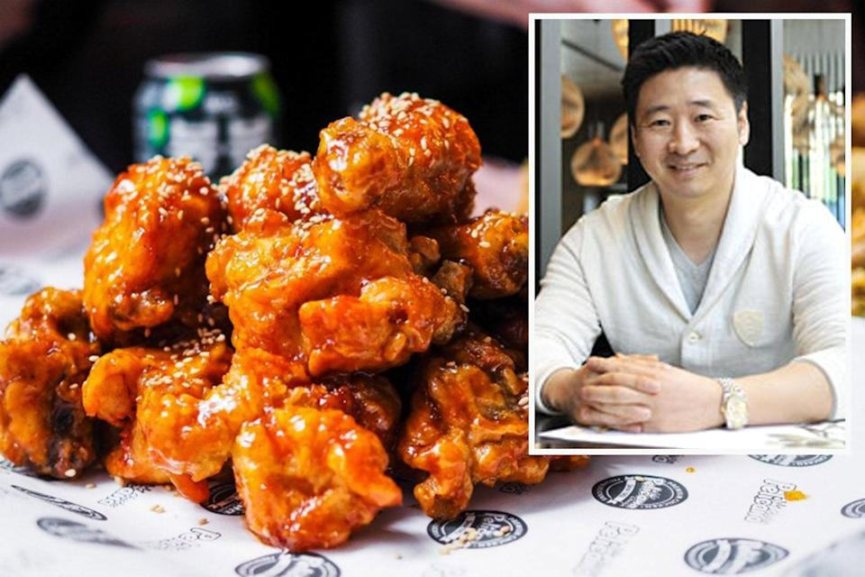 <p>Dong Hyun Kim is bringing his favourite childhood chicken to the UK </p> (ES Composite)