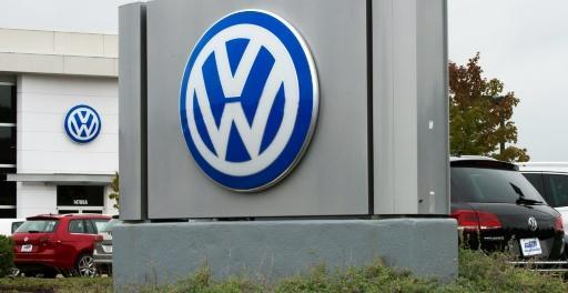Volkswagen posts 2.28 bn-euro profit one year after 'Dieselgate'