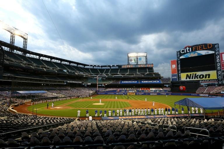 Mets, Marlins make a statement as 7 MLB games postponed over racial injustice