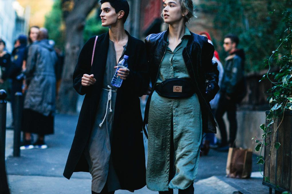 <p>MBFW Tbilisi Street Style – November 2016 – Spring Summer 2017 (Photo: First View) </p>
