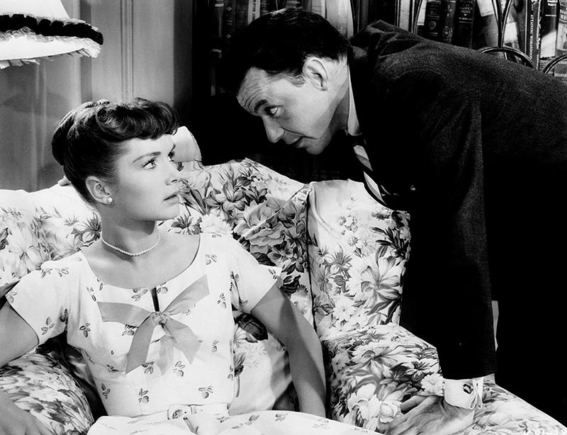 <p>Reynolds starred opposite Frank Sinatra in this romantic comedy. (Photo: Everett Collection) </p>