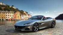 Luxury sports car maker Ferrari unveils its new model