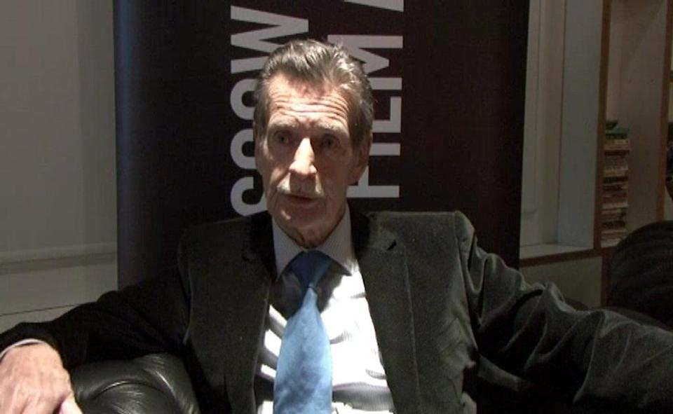 The award was renamed after William McIlvanney (Paul Ward/PA) (PA Archive)