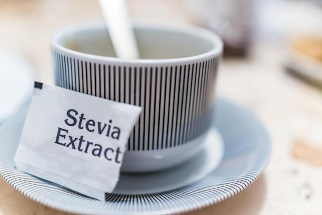 New research has linked artificial sweeteners in pregnancy to bigger babies [Photo: Getty]