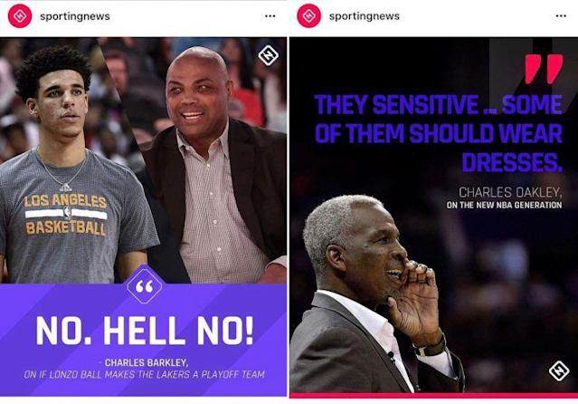 Sporting News on Instagram