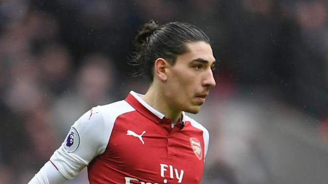 Despite being linked to Juventus and Manchester United, Hector Bellerin's agent believes the defender will remain at Arsenal.