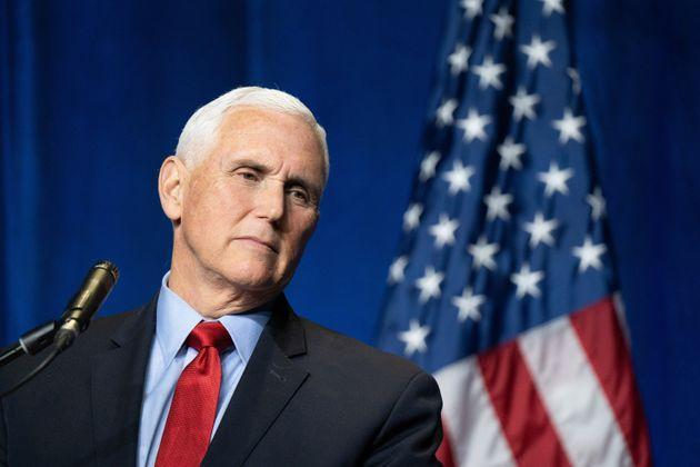 Then-President Donald Trump reportedly lashed out at Vice President Mike Pence when he refused to meddle in the certification of the 2020 election results. (Photo: Sean Rayford via Getty Images)
