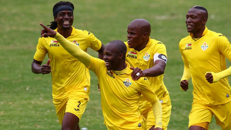 Kaizer Chiefs midfielder Willard Katsande back in Zimbabwe squad for Liberia match