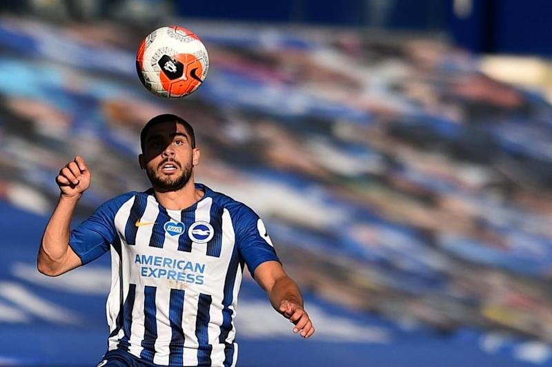 Brighton's Neal Maupay Gets Legal Support from Premier League After Online Abuse