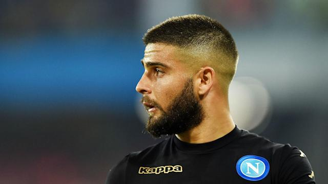 Napoli have confirmed attacker Lorenzo Insigne has committed his future to the club by signing a new contract.