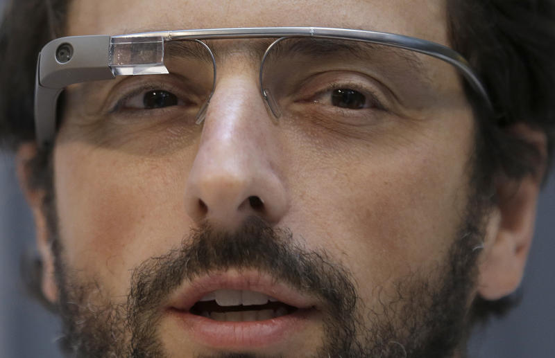 Google to sell Internet glasses to contest winners