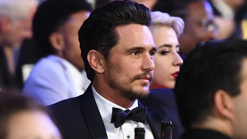 James Franco Attends 2018 SAG Awards Amid Allegations of Inappropriate Sexual Behavior