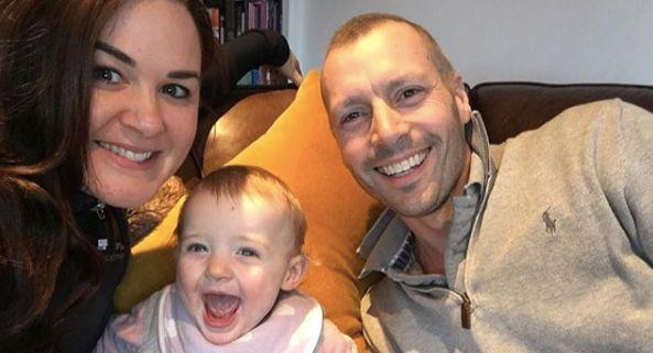 Widow, 36, reveals her husband's heartbreaking final moments after losing battle with cancer [Image: Instagram]