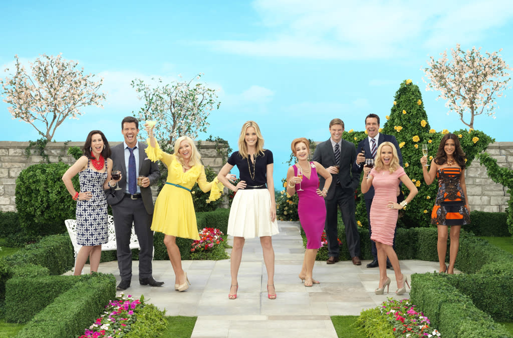 "<b>""GCB""</b> (ABC)<br>Sundays at 10 PM<br><br><b>The Good News:</b> The Southern-fried satire has proven itself to be a better, sassier fit for the ""Desperate Housewives"" audience than ""Pan Am,"" its timeslot predecessor. With ""Housewives"" ending, ABC may want to retain some stability on the night next season.<br><b><br>The Bad News:</b> The demos are still just OK for Sunday night. And with serialized shows, it's much more difficult to grow an audience over time if they don't show up initially. There's also Shonda Rhimes' ""Scandal,"" which could nudge it out if ABC's drama pilots come back strong."