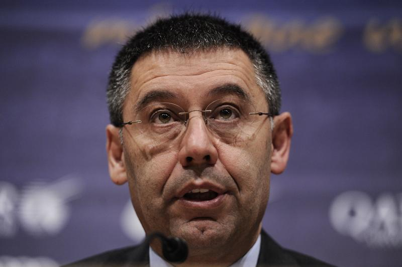 'Announcements will be made' - Barcelona president Bartomeu hints at changes after Bayern humiliation