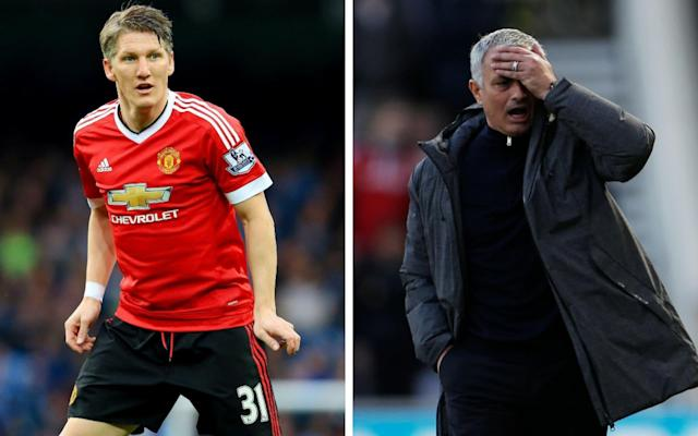 Mourinho believes he could have handled his former German midfielder better - REUTERS