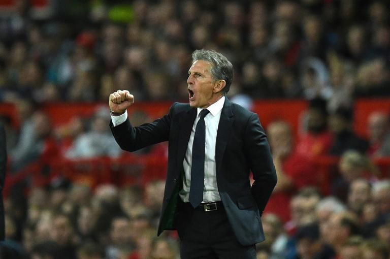 Leicester manager Claude Puel insists he always knew Arsenal striker Alexandre Lacazette would come good