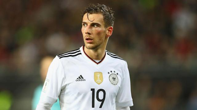 Swapping Schalke for Bayern Munich was a tough decision for Leon Goretzka, but he believes he will be a better player because of it.