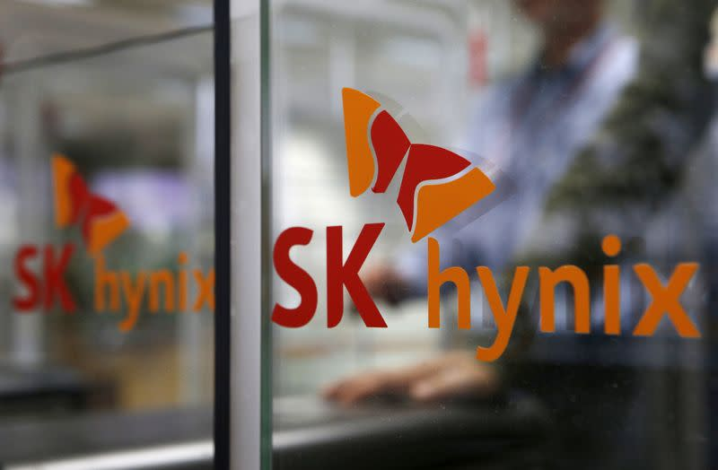 SK Hynix warns of volatile chip demand after Q1 profit beats forecast