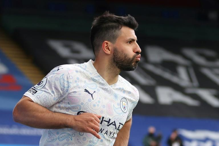Sergio Aguero is leaving Manchester City after a decade of success