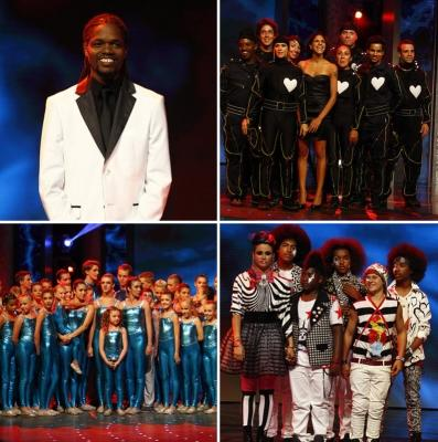 The final four from 'America's Got Talent,' 2011 -- NBC