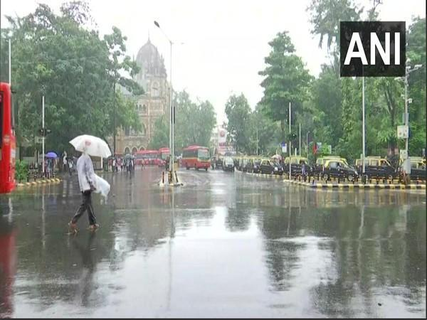 Visuals from CST road (Photo/ANI)