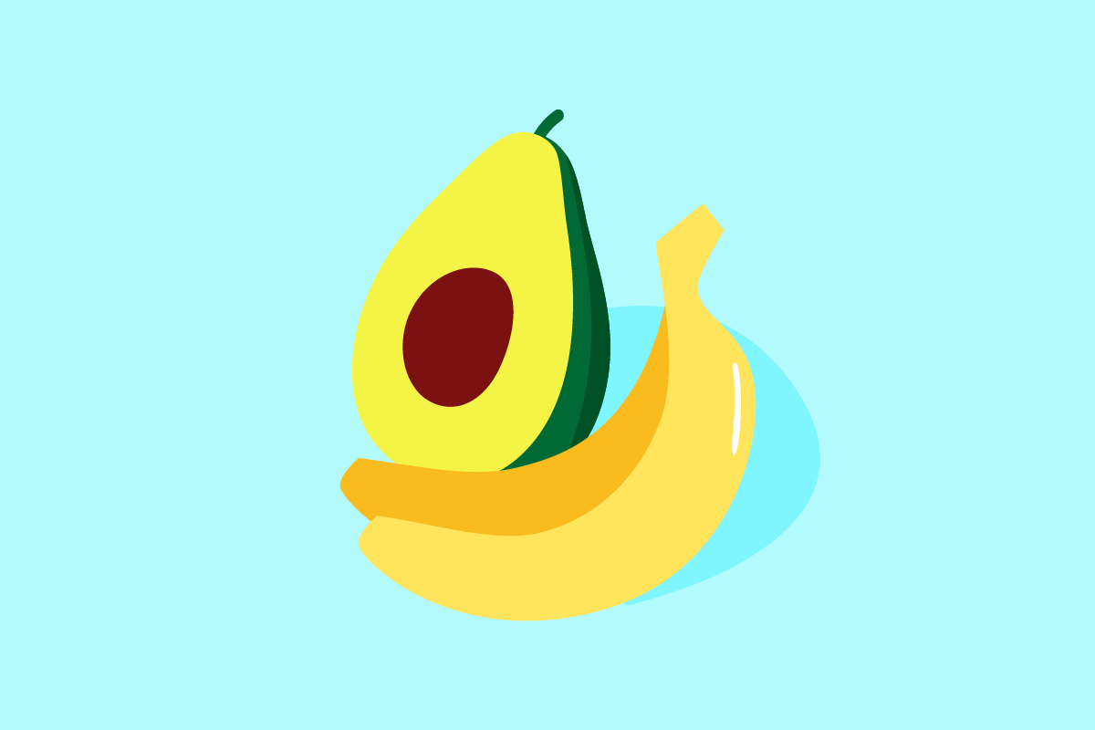 """<p>If you're shopping for avocados, buy some bananas to go with them. """"Bananas produce ethylene, a gas that helps to trigger the ripening process,"""" says Maggie Michalczyk, RDN. """"Put your avocados in you fruit bowl close to the bananas to ripen them faster."""" </p>"""