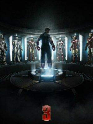 Marvel's 'Iron Man 3' to Get Imax Release