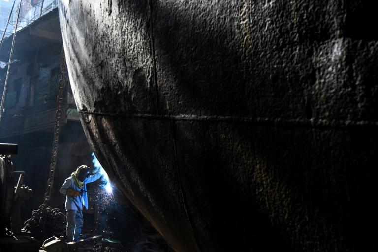 Shipbuilding is booming in Bangladesh, where rivers are the lifeblood of the economy