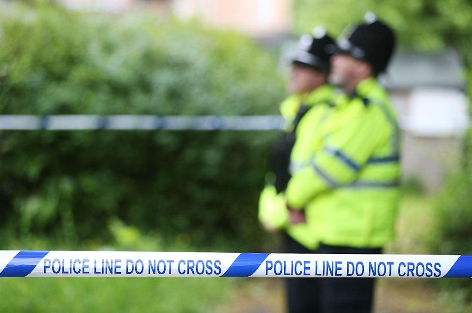 Police Scotland said the family of an 11-year-old boy have been made aware of the incident (Joe Giddens/PA) (PA Archive)