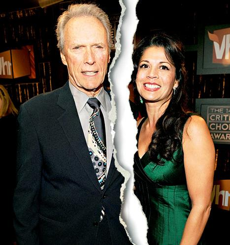 Clint Eastwood, Wife Dina Eastwood Separate After 17 Years of Marriage