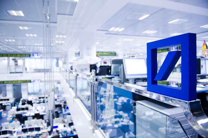 Deutsche Bank: Digital statt analog