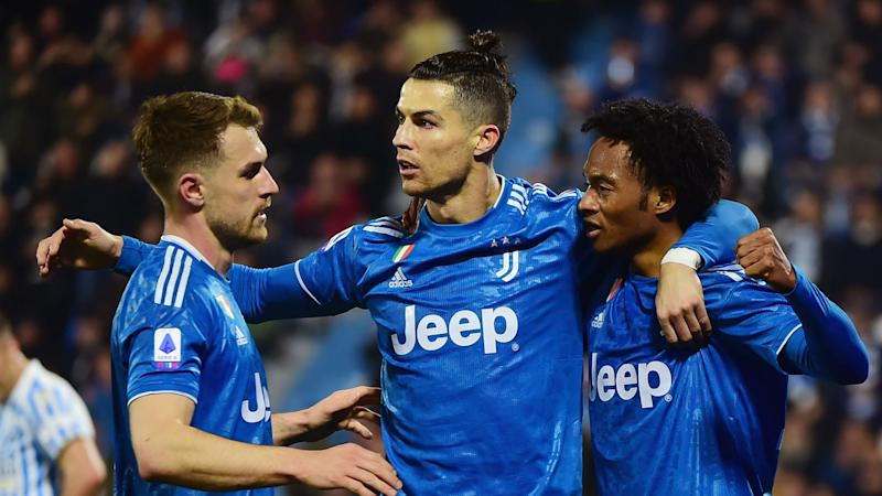 BREAKING NEWS: Juventus clinch ninth Serie A title in a row