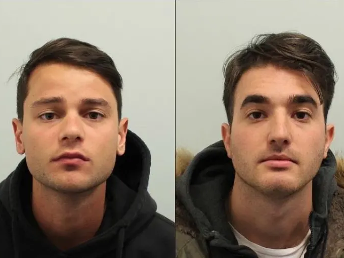 Ferdinando Orlando and Lorenzo Costanzo were convicted of rape: Metropolitan Police