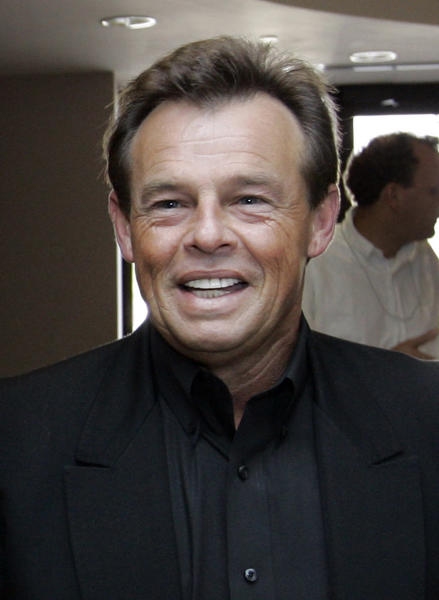 "FILE - This Sept. 5, 2007 file photo shows country singer Sammy Kershaw at the Secretary of State's office in Baton Rouge, La. Kershaw's tour bus was struck by another vehicle on Friday, Nov. 2, 2012 in Nocona, Texas. The impact caused major damage to the bus, and the car was totaled. The driver of the car was hospitalized with injuries. Kershaw and the nine members of his band and crew were shaken and sore but not seriously hurt. Kershaw scored major hits in the early 90s, including ""She Don't Know She's Beautiful"" and ""I Can't Reach Her Anymore."" He has sold over five million albums. (AP Photo/Alex Brandon, file)"