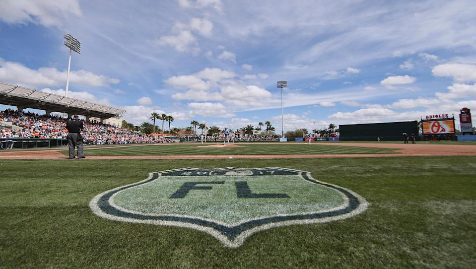 The baseball players' union is scouting sites and making preliminary arrangements to conduct its own spring training. (Getty Images)