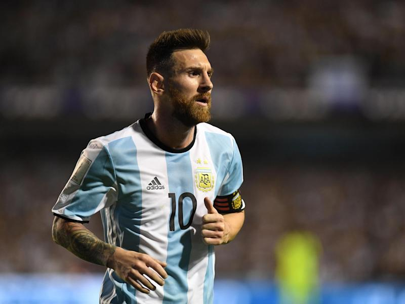 Lionel Messi will turn 31 next summer and Argentina know this is most likely his final shot at World Cup glory: Getty