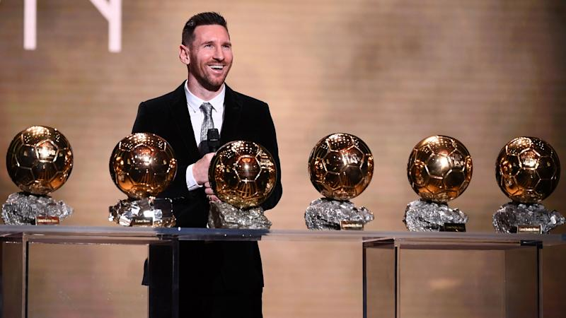 Messi's mum surprised by Ballon d'Or award: We thought the fifth would be his last