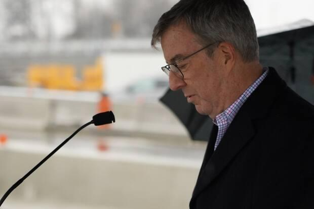 Ottawa Mayor Jim Watson admits the north-side stands and the arena underneath should have been rebuilt less than a decade ago. (Francis Ferland/CBC - image credit)