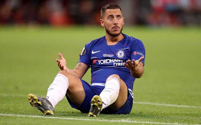 Chelsea want to be able to replace the departing Eden Hazard - PA