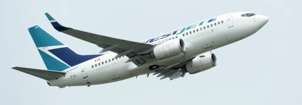 Beginning in July, WestJet will offer non-stop service fromSaskatoonto seven cities, and non-stopservicefromRegina to five cities. (Jonathan Hayward/The Canadian Press - image credit)