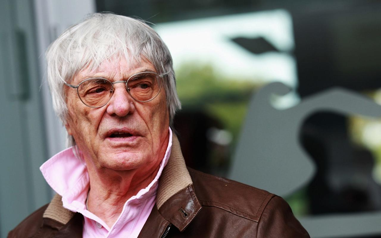 Goodwood Festival of Speed 2017: Central Feature to celebrate Bernie Ecclestone's contributions to motorsport