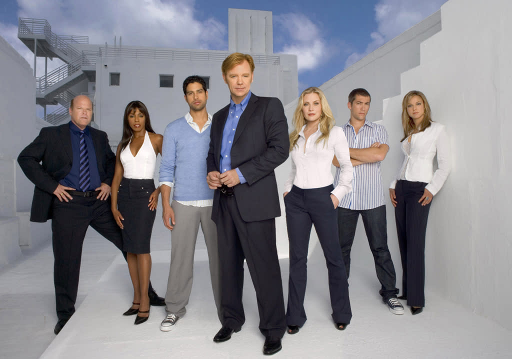 """<b>""""CSI: Miami""""</b> (CBS)<br>Wrapped April 8; aired Sundays at 10 PM<br><br><b>The Good News</b>: CBS loves this franchise, and the David Caruso-led edition has been a consistent performer in various timeslots. In fact, the show averaged right around 10 million viewers all season, despite having its start time repeatedly delayed by football and other sporting events.<br><br><b>The Bad News:</b> The show is on CBS, where 10 million viewers isn't as strong as it would be on any competing network."""