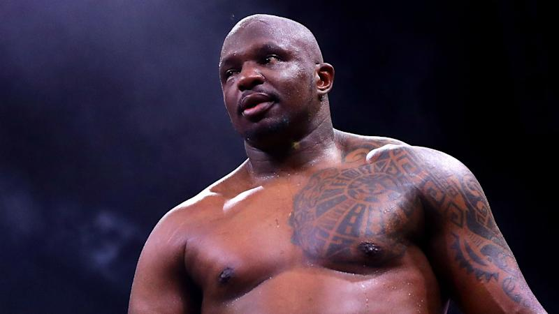 Whyte takes aim at champion Fury: Tyson talks a lot of rubbish