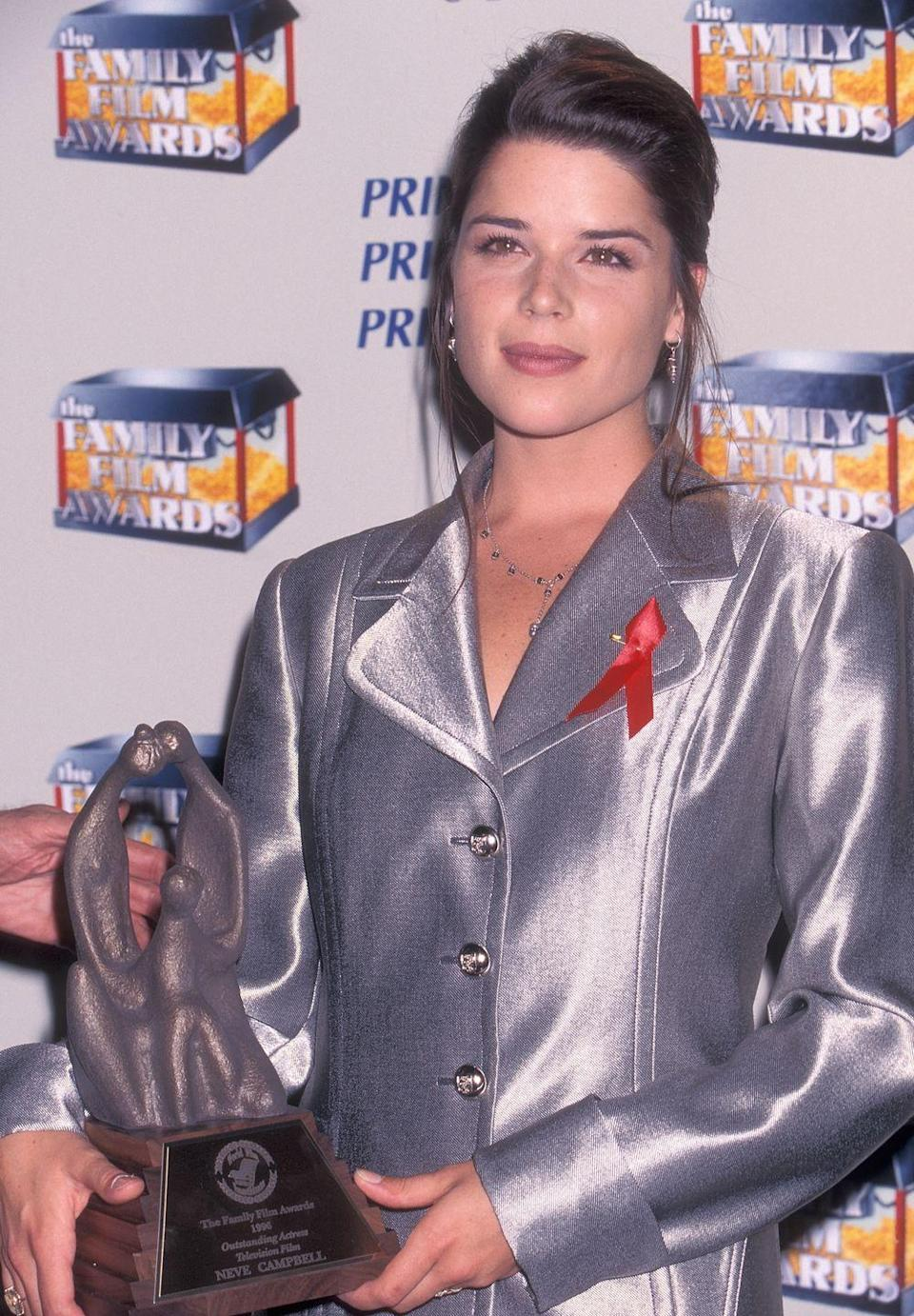<p>Neve Campbell's career was at an all-time high in the '90s, and it started off with her role as Julia Salinger in <em>Party of Five</em>. From there, she had notably successful roles in films like <em>The Craft</em> and <em>Scream</em>.</p>